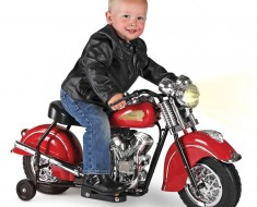 Children's Electric 1948 Indian Motorcycle