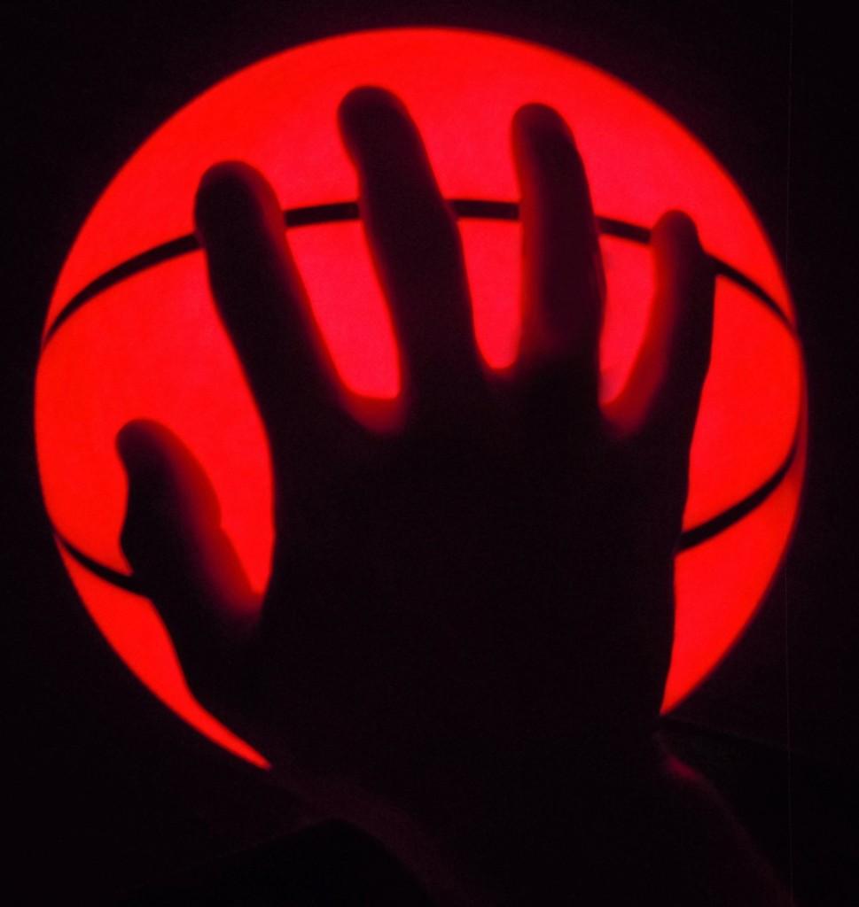 Light Up Basket Ball