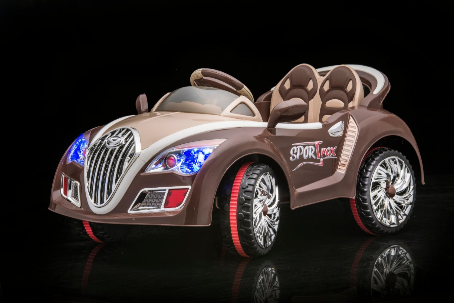 SPORTrax Bugatti Style Kid\'s Ride On Car | Toys I Need