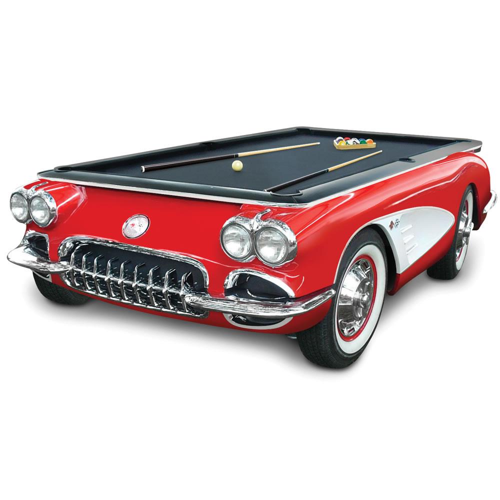 Corvette Pool Table