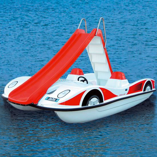 Race Car Pedal Boat With Slide Toys I Need