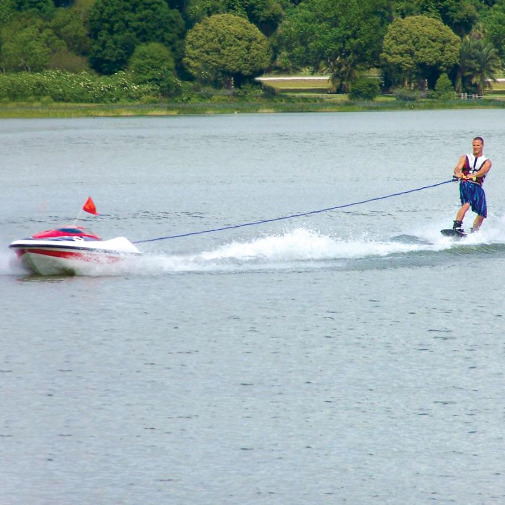RC Ski Pull Boat
