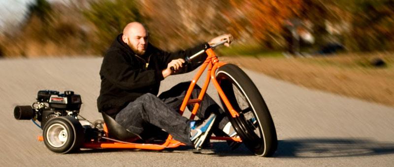 Drift-Trike-With-Motor