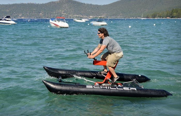 SCHILLER-X1-WATER-BICYCLE-4