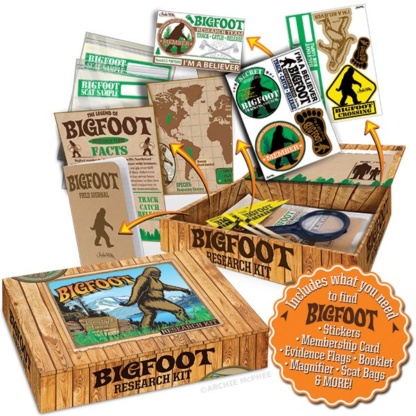 bigfoot_research_kit